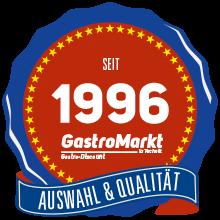 20 Jahre Gastro-Markt 1a Technik